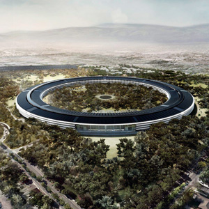 apple campus 2 mothership