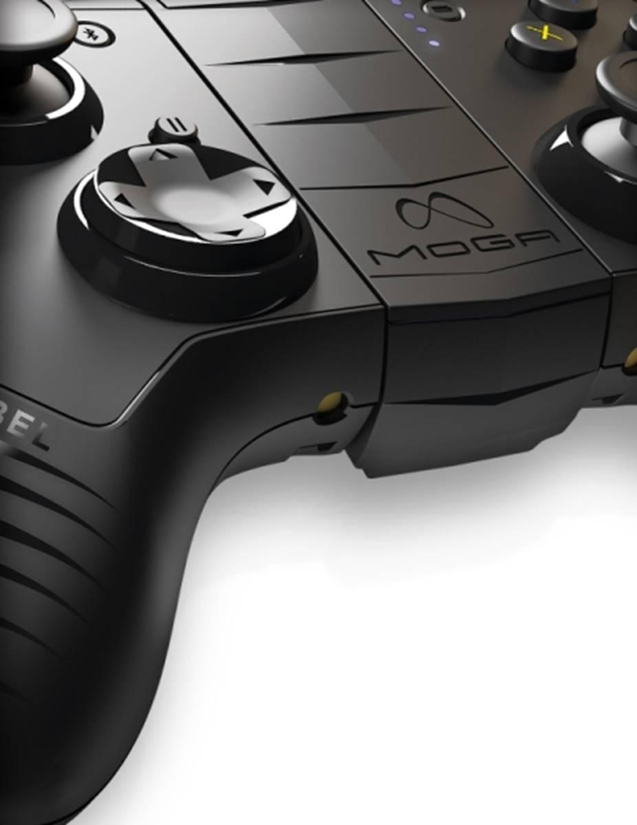 iOS 7 game controller