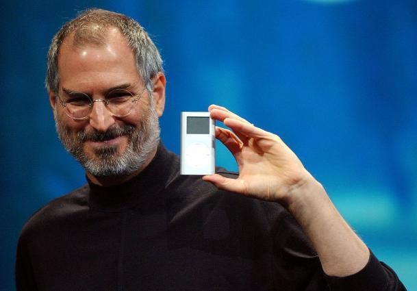 Steve Jobs US Postage Stamp