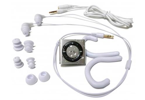 Waterproof iPod Shuffle Swimbuds Giveaway