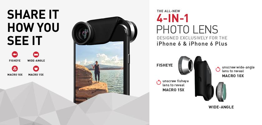 olloclip iphone 6 lens