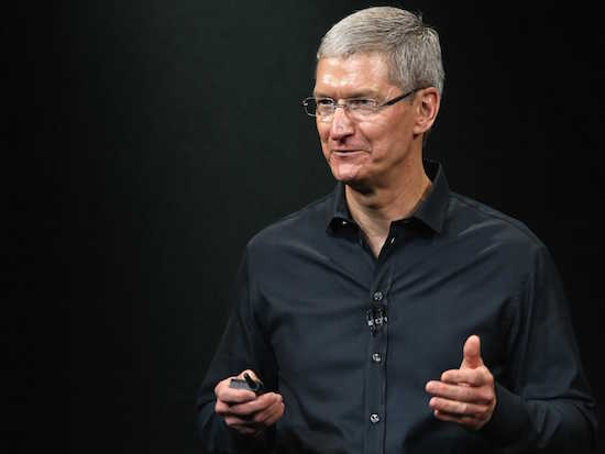 What it's like to work with Tim Cook
