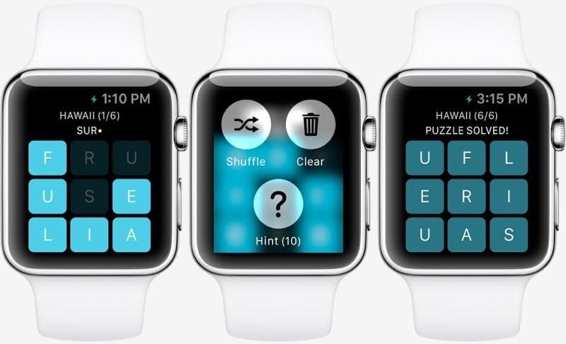 nimblebit apple watch game