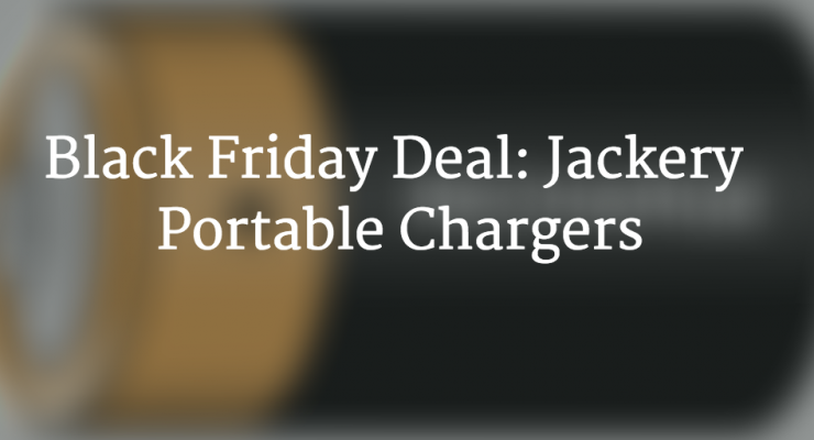 black friday deal portable charger
