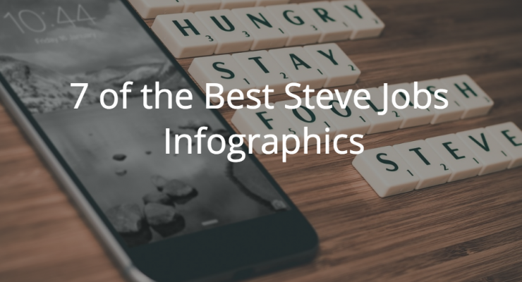 best steve jobs infographics