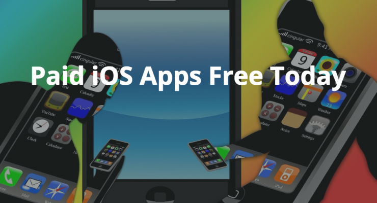paid ios apps gone free