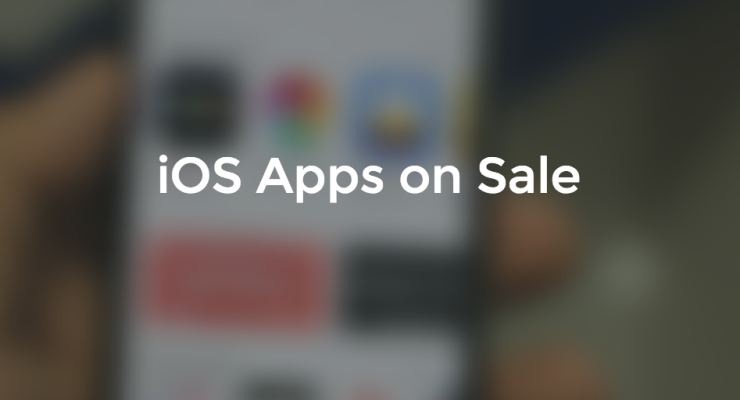 iOS apps on sale featured image
