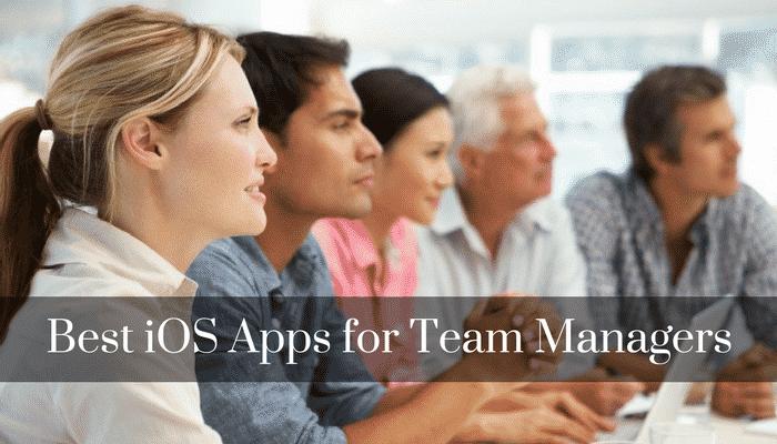 team management apps