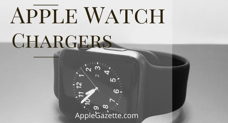 The Best Apple Watch Chargers to Get