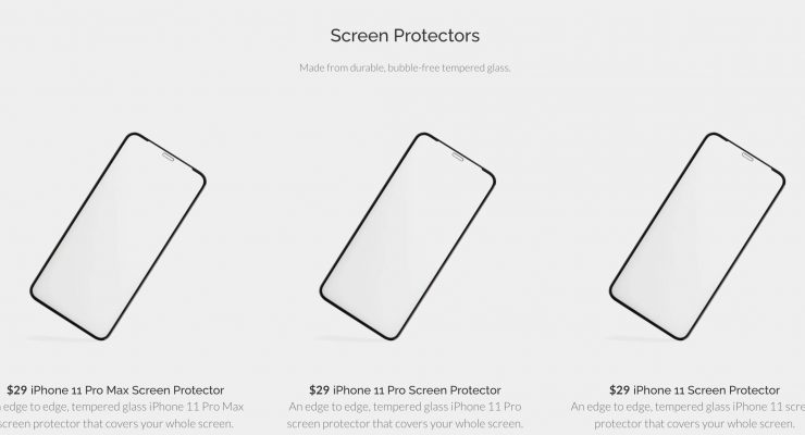 screen protector for free