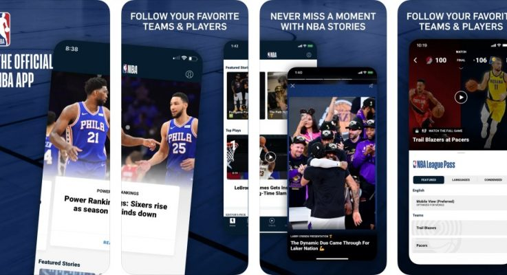 How to Watch the NBA 2021 Playoffs on iPhone
