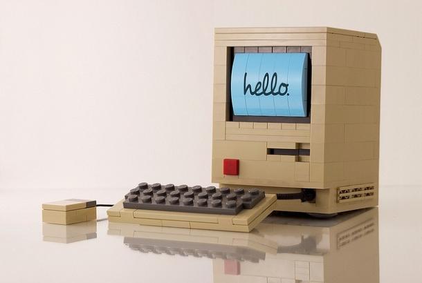 Apple LEGO
