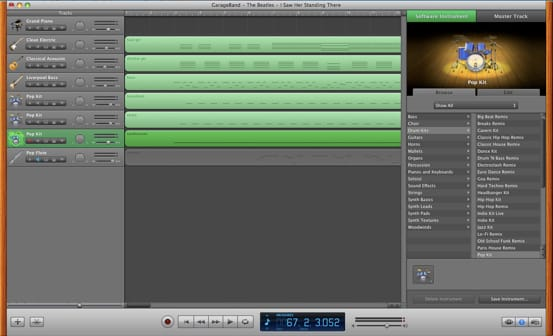 Use Garageband for Sing-a-long or Karaoke